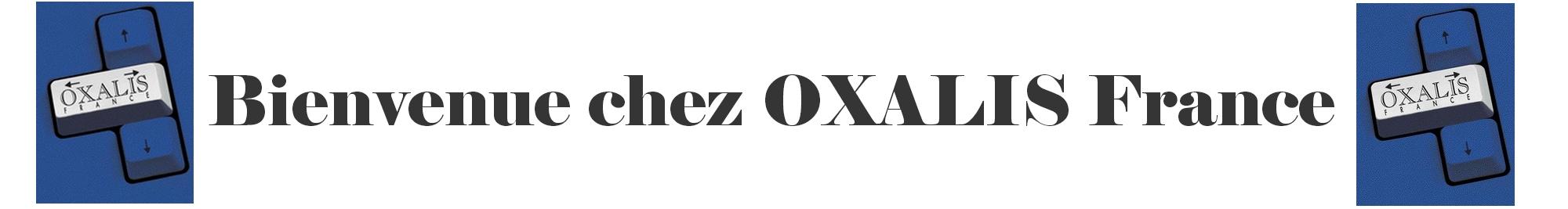 OXALIS FRANCE Logo